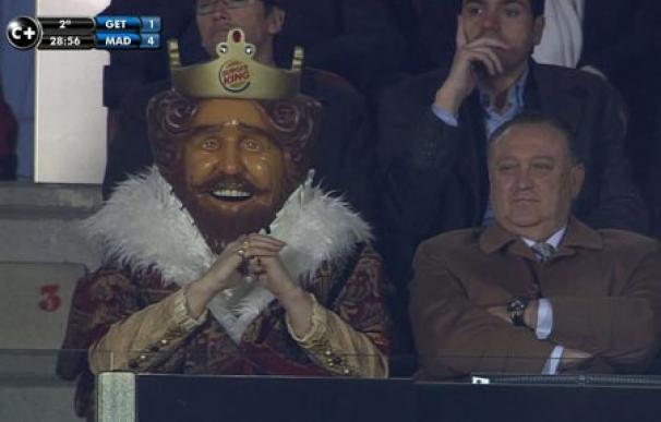 Y 'el Rey' hizo presencia en el Coliseum Alfonso Pérez Muñoz