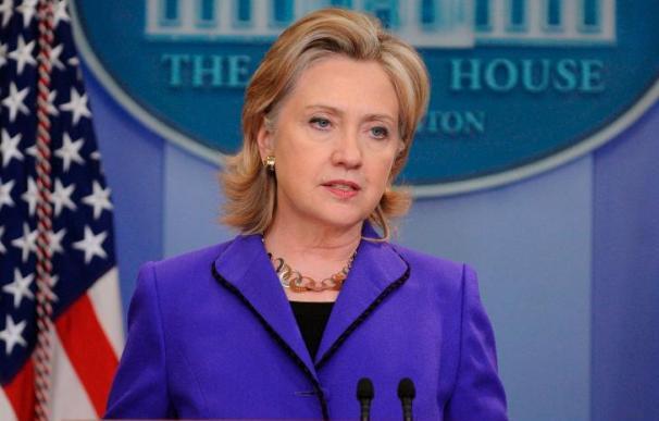 Hillary Clinton augura avances rápidos en sanciones contra Irán