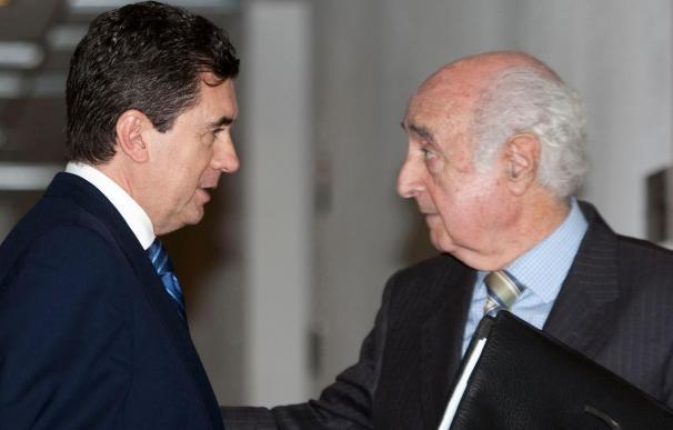 Rajoy guarda silencio sobre Matas