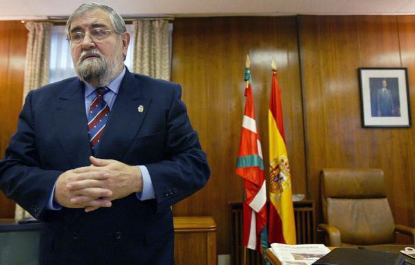 Fallece el ex delegado del Gobierno en el País Vasco Enrique Villar