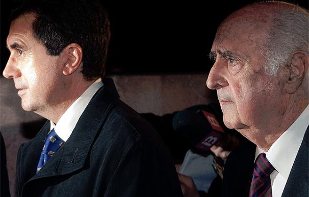 """Matas reconoce en su declaración que pagó parte de la reforma del """"palacete"""" con dinero negro"""