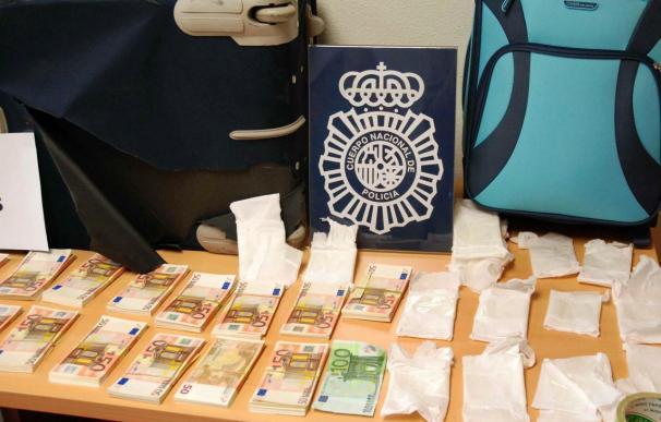 Desarticulada una red que introducía en España 30.000 euros falsos cada semana