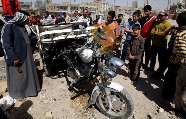 Al menos 5 muertos y 9 heridos en dos explosiones en Irak