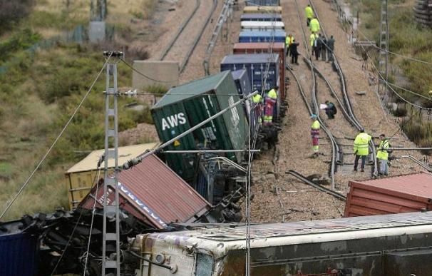 Suspendido el servicio ferroviario París-Madrid por accidente en Arévalo