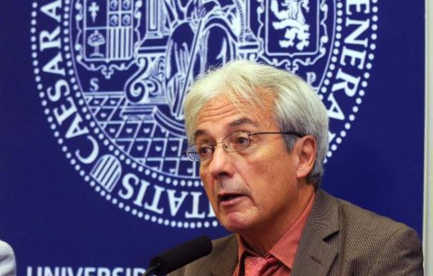 Los premios Nobel Fert, Kroto y Roberts, en el programa ConCiencia de la USC