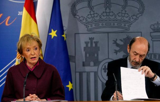 Los partidos se niegan a la foto del pacto que el Gobierno sí espera firmar