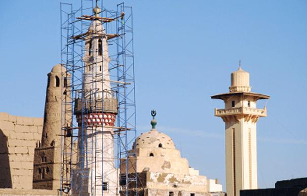 Egipto restaura sus sinagogas en pleno apogeo de crisis israelo-palestina