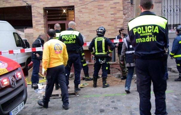 Fallece un trabajador en Móstoles tras caer desde la cubierta de un edificio