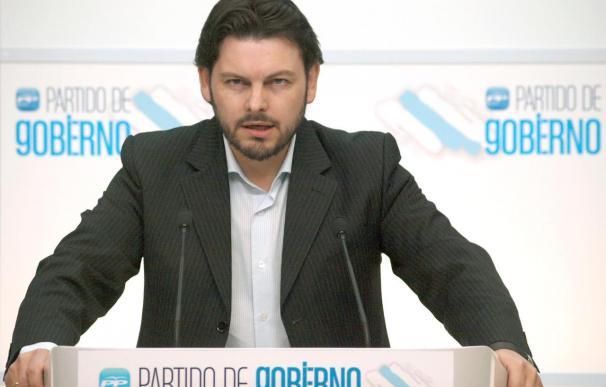 """El PP cree que la visita de Zarrías """"está pensada para provocar"""""""