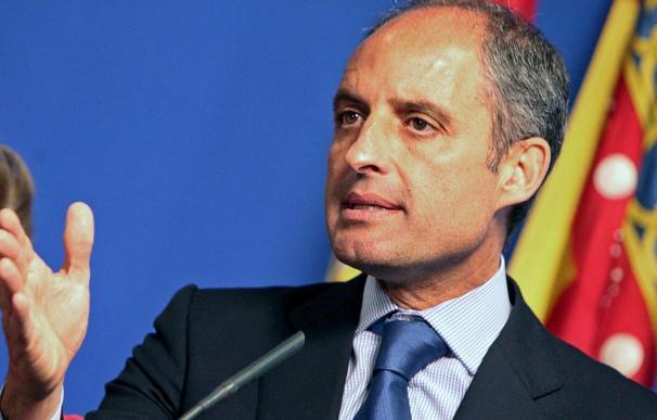 EUPV exige a Camps su dimisión para no ser juzgado ejerciendo como presidente