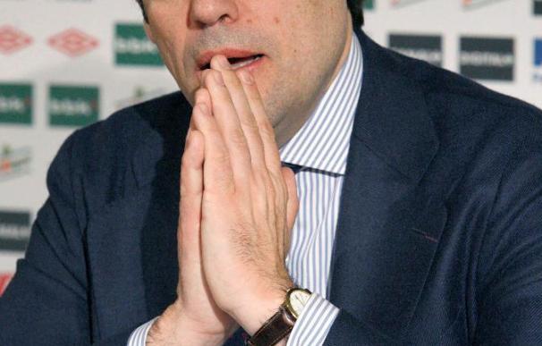 """Macua dice que """"la junta directiva tendrá que valorar una nueva oferta a Yeste"""""""