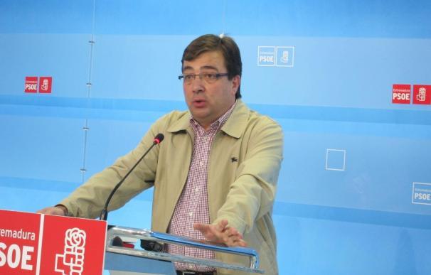 """Vara: IU es """"responsable de que el PP pueda gobernar"""" Extremadura"""