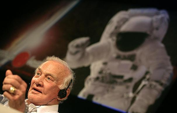 El astronauta Aldrin cree que debe haber un liderazgo consensuado internacional para ir a Marte