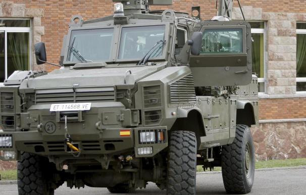 Los militares heridos en Afganistán viajan a España en un avión medicalizado