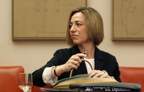 Chacón y Jiménez defienden la prórroga indefinida en Libia