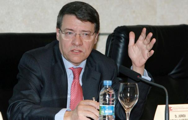 Jordi Sevilla propone reducir las cotizaciones y crear un nuevo impuesto sobre el gasto