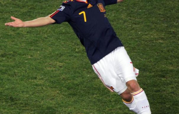 España está en octavos como primera de grupo y Chile le acompaña