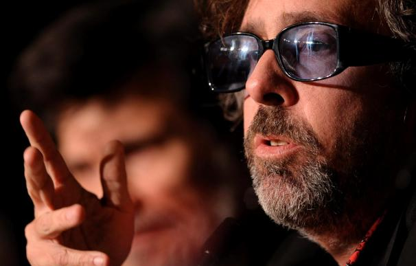 Tim Burton, el genio de la fantasía, dispuesto a la sorpresa en Cannes