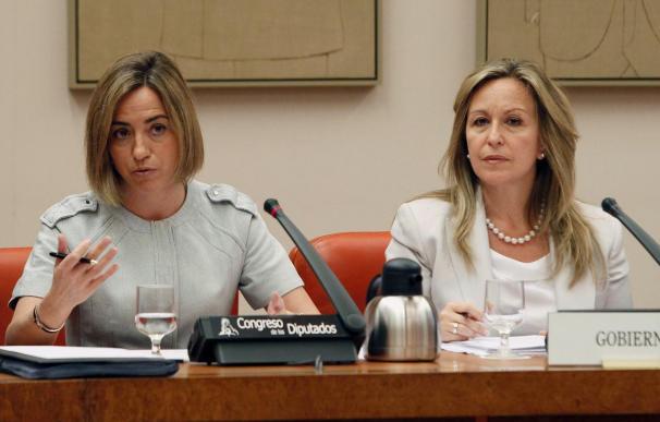 """Jiménez afirma que España seguirá en Libia mientras Gadafi sea una """"amenaza"""""""
