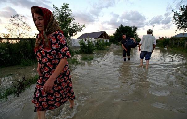 Al menos catorce muertos en Rumanía debido a las lluvias torrenciales