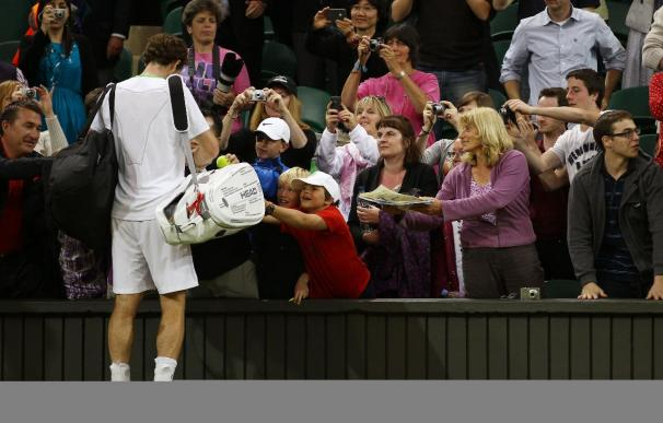 The Championships - Wimbledon 2011: Day One
