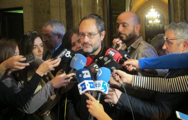 Baños (CUP) dice que la responsabilidad de llegar a un acuerdo también es de CDC