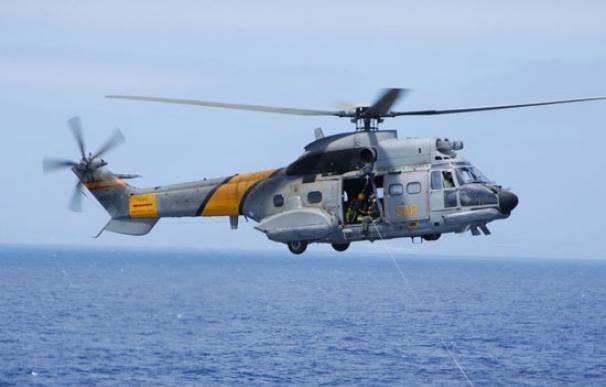 Rescatan el cuerpo del tercer militar fallecido en el accidente de helicóptero