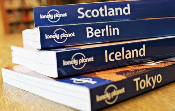 El formato es similar al de sus famosas guías de viaje