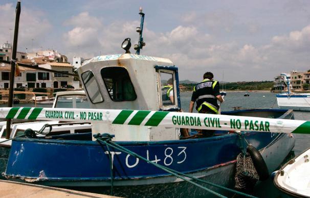 Detenidas once personas llegadas en una patera a Mallorca