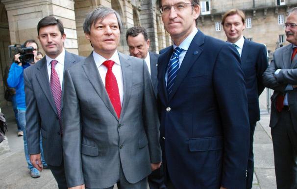 El comisario europeo de Agricultura apunta la posibilidad de más ayudas a los productores