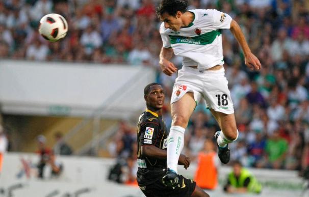 1-1. El Granada regresa 35 años después a la élite tras empatar en Elche
