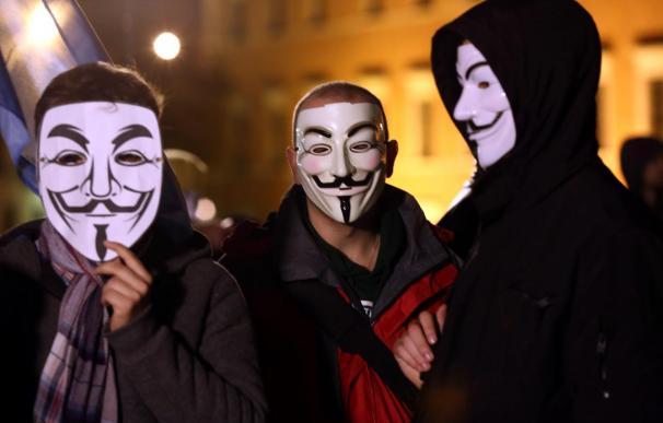 Anonymous Indonesia se adjudica ataques al portal de la Policía australiana