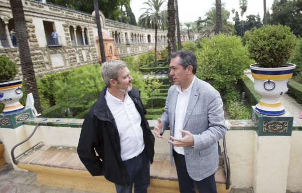 Cultura.- La serie 'Juego de Tronos' vuelve a rodar en el Real Alcázar, que figurará en la sexta temporada