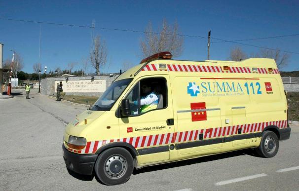 Detenida en Torrejón una mujer acusada de asfixiar a su hijo de cuatro años
