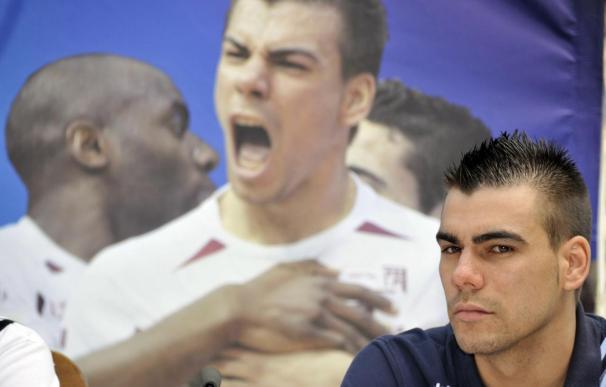 """Sergio Lozano (Caja Segovia): """"Debemos jugar sin presión; el Barça sigue siendo favorito"""""""