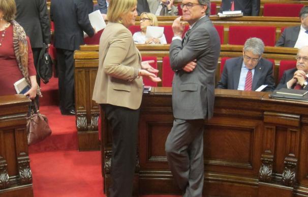 La Generalitat aplaza el Día de la Justicia en plena tensión entre la cúpula judicial y Mas