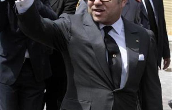 El rey marroquí cederá poderes en la reforma constitucional
