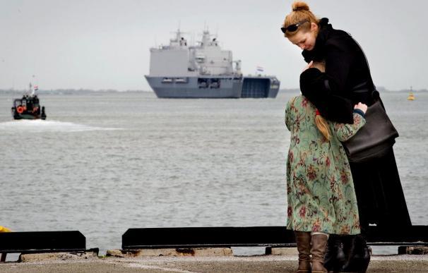 Comienza en Holanda el primer juicio en Europa contra piratas somalíes