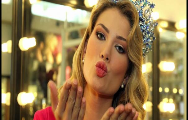 ¡Alucina! Mireia Lalaguna, Miss World Spain, se convierte en... ¡una calavera! por Halloween