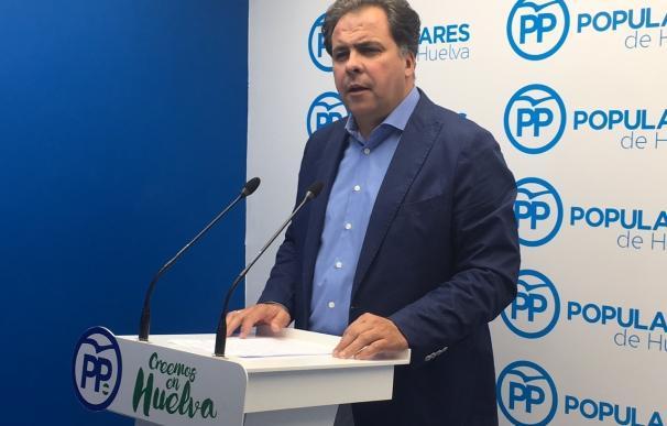 """El PP se mantendrá vigilante ante """"el posible precio"""" del apoyo de Ciudadanos por Isla a la moción de censura"""