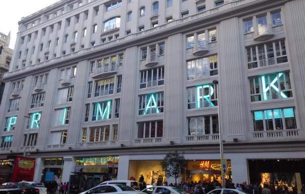 Primark desembarca en el centro urbano de Madrid con su tienda más grande de España