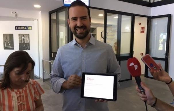 El Ayuntamiento de Soria lanza una aplicación para conocer en tiempo real la ocupación de las piscinas