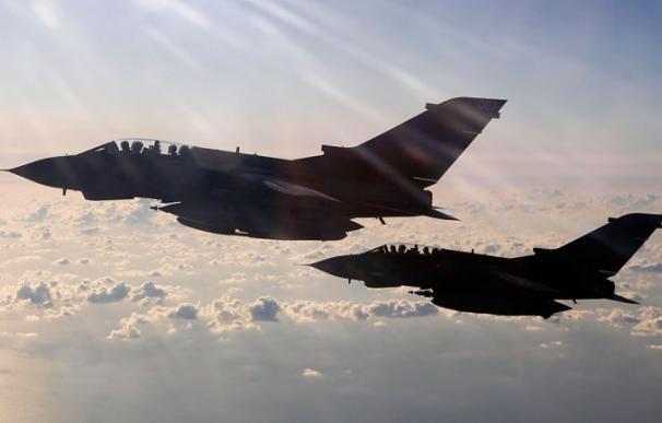 Bombardeos aéreos por parte de Rusia sobre Siria