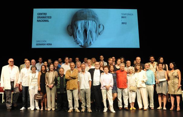 Presentación Temporada 2011-2012 Centro Dramático Nacional