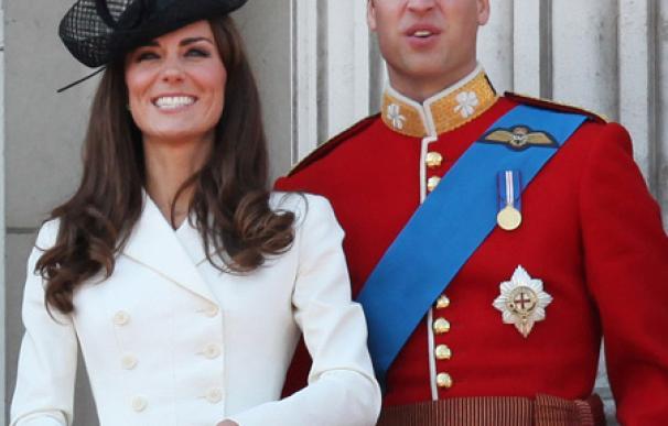 El príncipe Guillermo y Catalina reducen al máximo su séquito