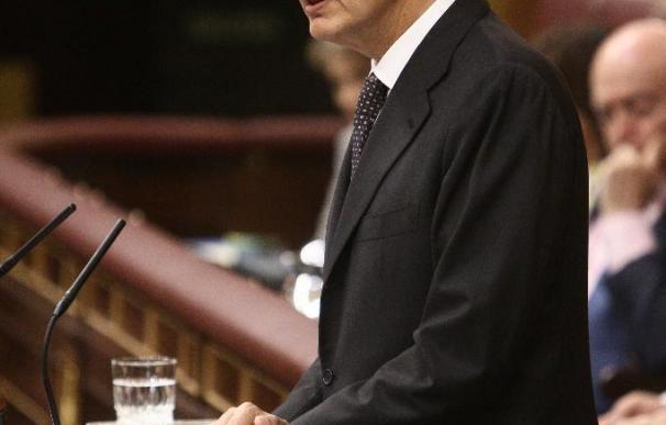 """Zapatero invoca en su despedida su """"respeto más profundo"""" hacia España"""