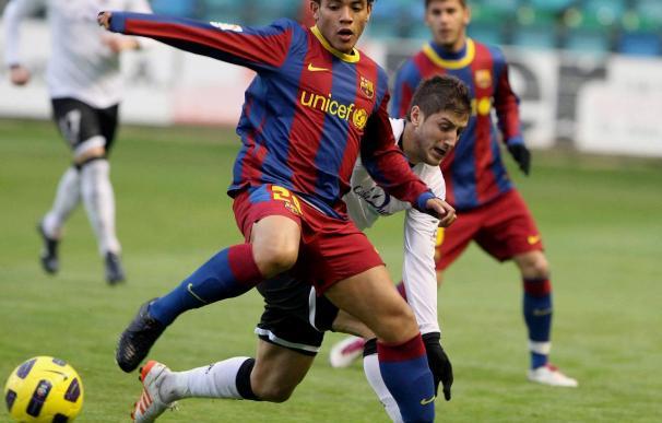 El Granada reclama la victoria ante el Barcelona B por alineación indebida