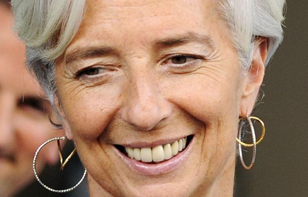 La francesa Christine Lagarde, nueva directora gerente del FMI