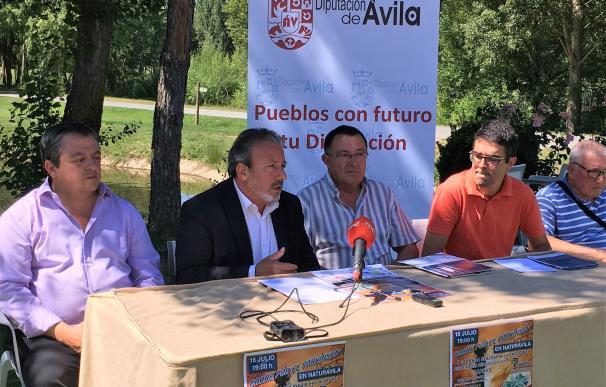 El Complejo Naturávila acoge el sábado la I Carrera Solidaria a favor de la Asociación de Párkinson