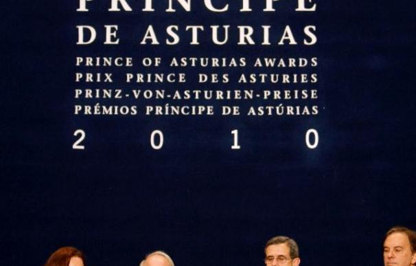 El escultor Richard Serra gana el Príncipe de Asturias de las Artes